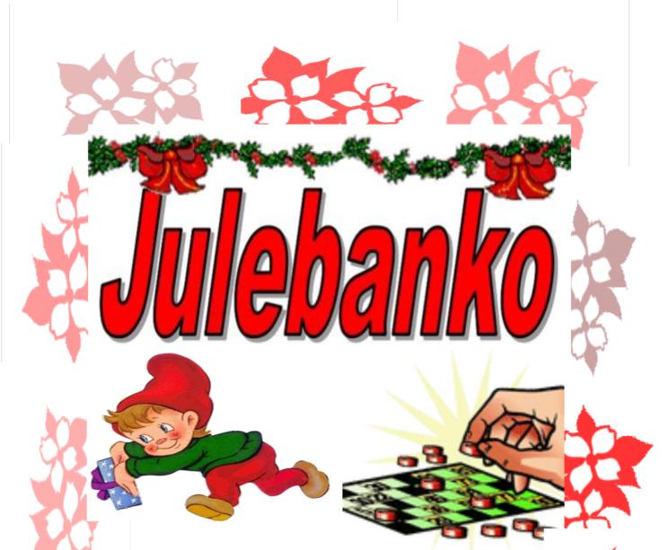 Fællespisning & JuleBankospil